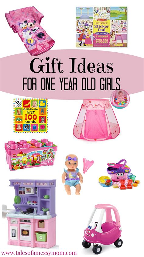 number one gift of the year gift ideas for one year tales of a