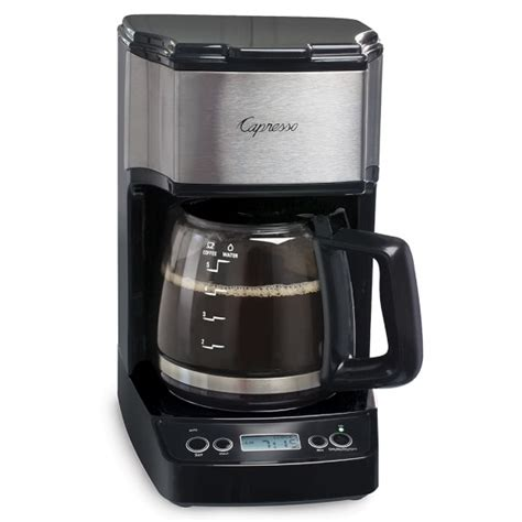 Coffee Maker Merk Sharp capresso mini drip coffee maker williams sonoma