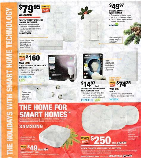 home depot black friday ad scan for 2017 black friday