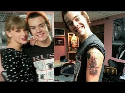 harry styles ship tattoo is harry styles buying a new house in los angeles