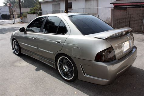 nissan sentra 2006 modified blaznmike 2006 nissan sentra specs photos modification
