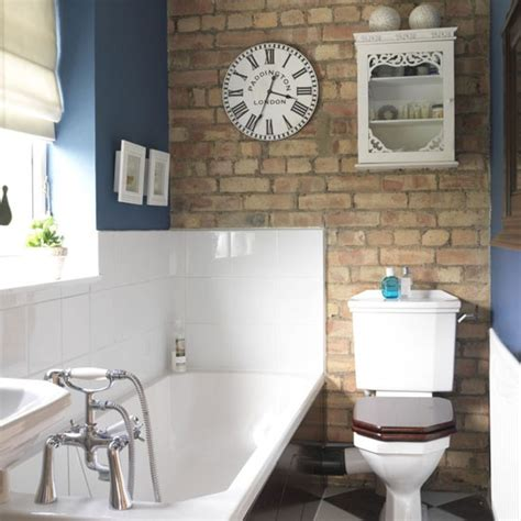 Country Bathroom Ideas For Small Bathrooms Small Country Bathroom Small Bathroom Design Ideas Housetohome Co Uk