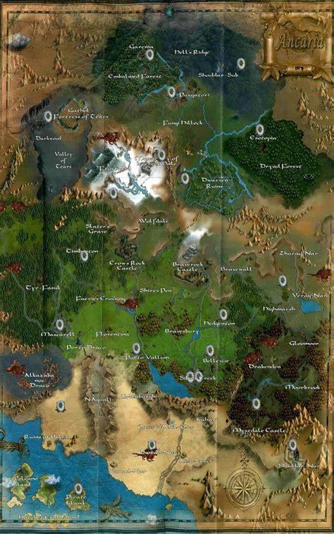sacredworld map  sacredwiki