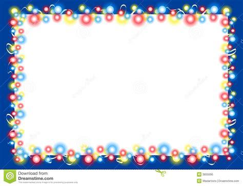 Brightening Day Pagi Ms Glow lights border frame 2 digital frames borders