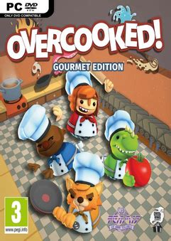 Ps4 Overcooked Gourmet Edition overcooked gourmet edition
