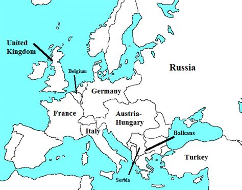 Modern History Of Europe Outline by Future Demons Parallels To Ww1 In The Modern World