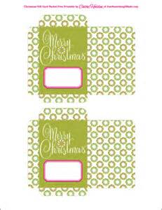 free gift card packet printables cathe holden s inspired