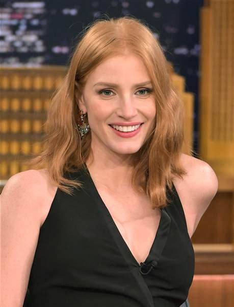 Jessica Chastain hair: How to get her lob haircut   TODAY.com