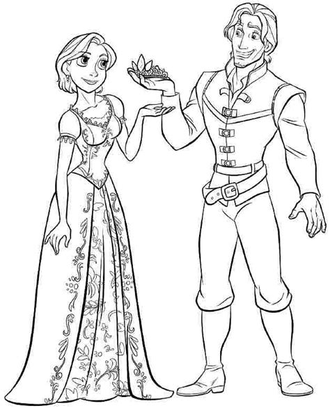 disney princess coloring pages rapunzel and flynn 110 best tangled images on pinterest tangled adult