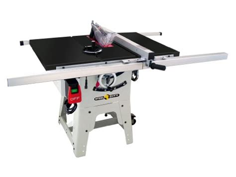 steel city tool works 35990g 10 inch contractor table saw