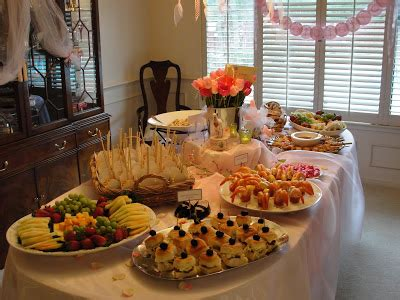 baby shower buffet ideas butler for hire catering food baby shower