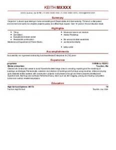 Rigging Superintendent Sle Resume by Rigger Rigging Supervisor Resume Exle Kbr Pasadena