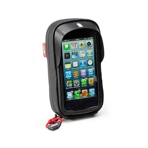 support givi smartphone s955b iphone 4 5 5s 5c high tech moto motoblouz