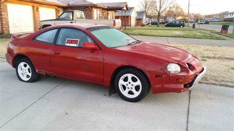 Toyota 2 Door Cars by 1994 Toyota Celica Gt Hatchback 2 Door 2 2l