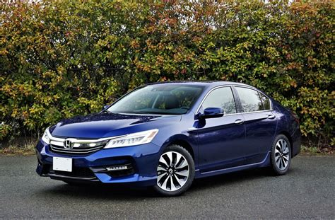 Accord Touring 2017 by 2017 Honda Accord Hybrid Touring The Car Magazine