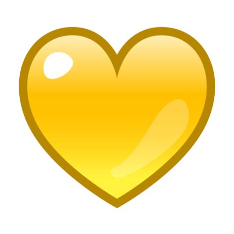 emoji yellow heart meaning list of phantom symbol emojis for use as facebook stickers