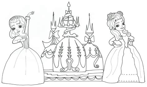 sofia coloring pages pdf sofia the first coloring pages coloring home