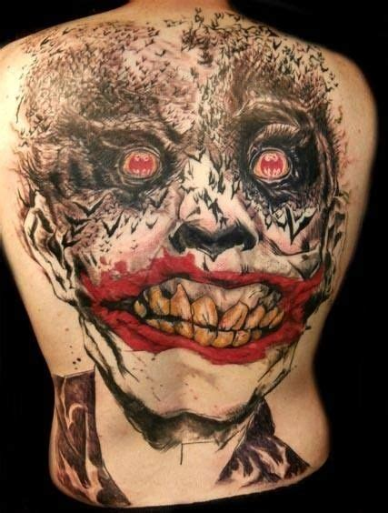 tattoo joker smile 35 tattoos of the joker that will make you smile tattoo