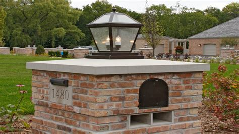 Solar Light Posts For Driveways Outdoor Lantern Lighting Driveway Light Posts Solar