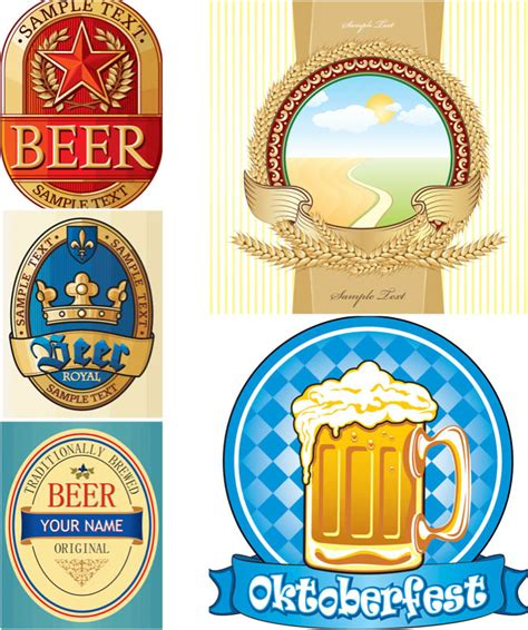 free printable beer label templates beer label template cyberuse