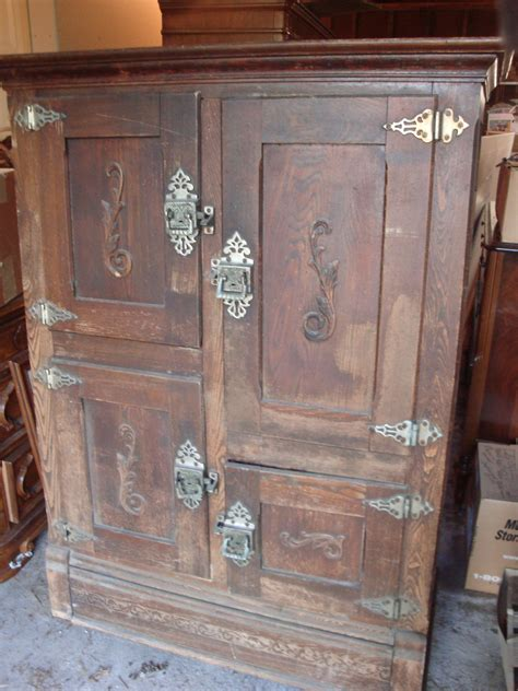 For Sale Antique by Antique Large Wooden Decorative Box For Sale