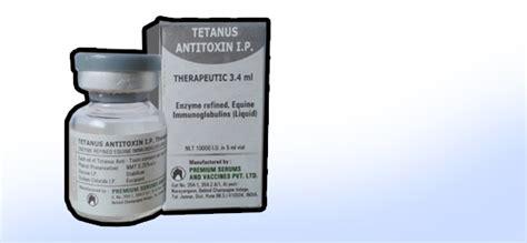 Serum Anti Tetanus premium serums