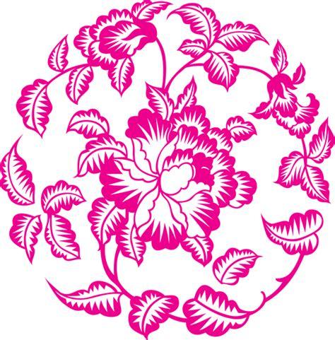 Motif Flower free vector graphic flower peony motif free image on
