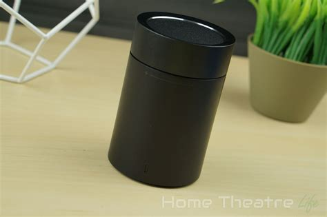 xiaomi cylinder bluetooth speaker review home theatre