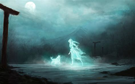 ghost background ghost hd wallpaper and background 2560x1600 id 328515