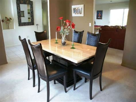 granite dining room tables granite dining room tables