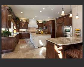 Kitchen Paint Colors With White Cabinets And Black Granite by Richly Detailed U Shaped Kitchen Centers Dark Wood