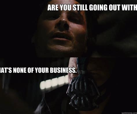 The Dark Knight Rises Meme - the dark knight rises bruce bane memes quickmeme