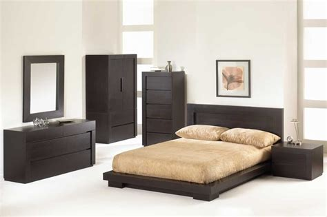 toscana wooden bedroom suite by huppe modern beds
