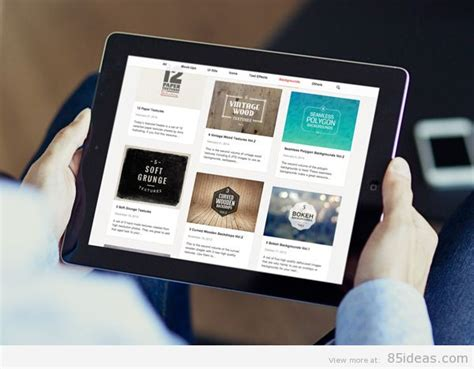 design ipad mockup 25 free ipad mockup designs psd and vectors