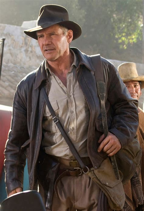 Harrison Ford Is Back As Indiana Jones And More by Harrison Ford Indiana Jones Jacket Leather4sure