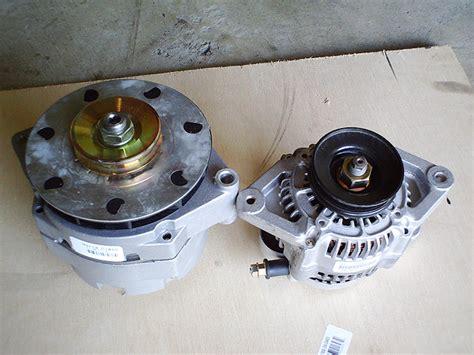 Suzuki Samurai Alternator Wiring Technical Small Alternator The H A M B