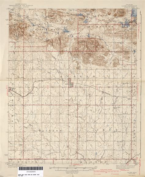 topographical map of oklahoma pin canadian topographic maps ontario on