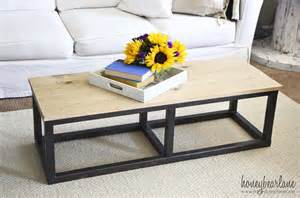Diy Coffee Tables Add A Taste Of Industrial Decor To Literally Any Room In Your House Huffpost