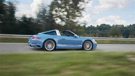 Porsche 911 Targa 2017 by Official 2017 Porsche 911 Targa 4s Exclusive Design