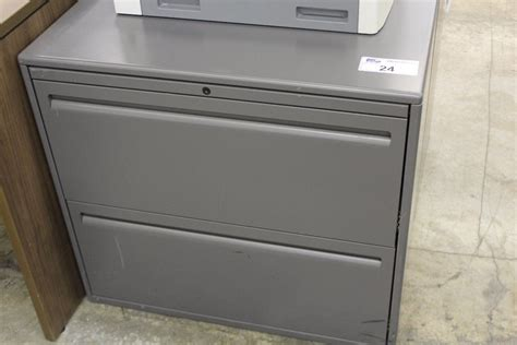 Haworth Lateral File Cabinet Grey Haworth Premise 2 Drawer Lateral File Cabinet