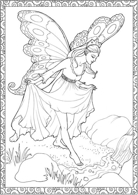 world of fairies coloring book books 17 best ideas about dover publications on