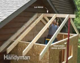 Dormer Drill Get More Garage Storage With A Bump Out Addition The