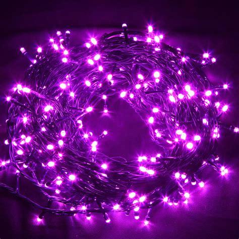 purple light 20m 292 led purple lights w 8 functions