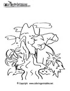 rainforest insects coloring pages to print coloring pages - Rainforest Insects Coloring Pages