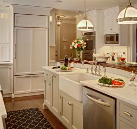 Used Kitchen Cabinets Nj White Kitchen Cabinetry For A Kitchen Located In Chatham New Jersey