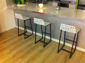 davaus net chaise cuisine hauteur plan de travail avec