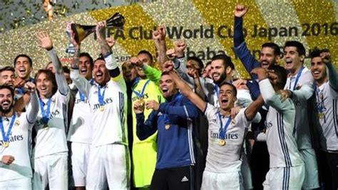 daftar juara piala dunia antarklub fifa