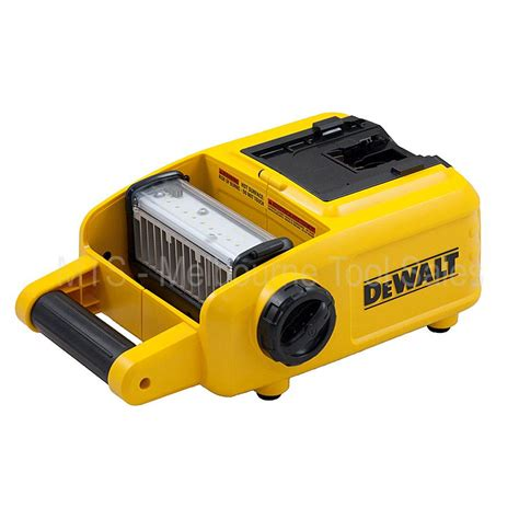 dewalt 20v led light dewalt dcl060 18v 20v max cordless led work area light