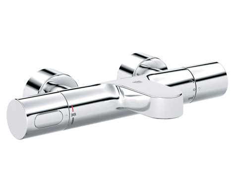 bathroom thermostatic mixer taps grohe grohtherm 3000 cosmopolitan thermostatic bath shower mixer tap