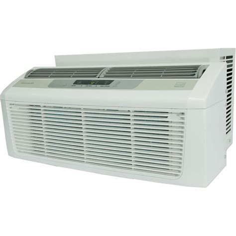 frigidaire fra064vu1 white 6 000 btu low profile window air conditioner with 3 fan speeds and 8